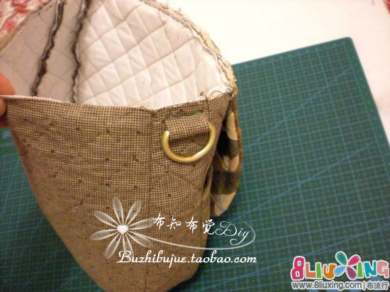 wayuu包底编织方法图解