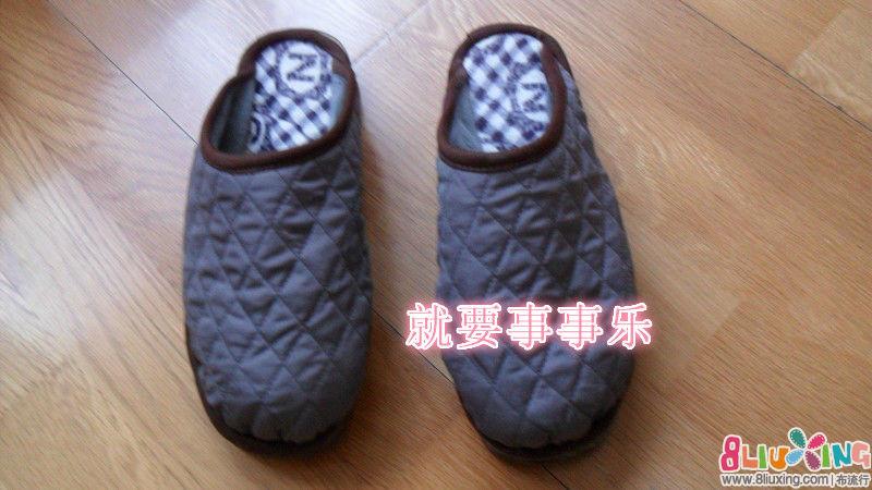 鞋面棉拖鞋图纸儿童_图片棉图纸拖鞋图纸手工扭车手工v鞋面扭鞋面图片