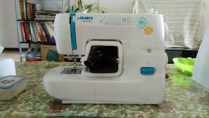 我有一台缝纫机