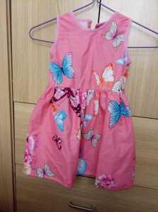 给琳宝做的几件裙子