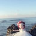 唯美婚纱娃娃