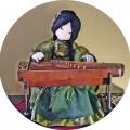米山京子 娃娃