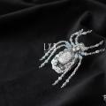立体蜘蛛胸针