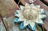 猫团第八期 折布花吊饰香包