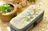 拼布绣花工具盒