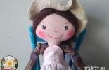 青辉妈妈手做--我的可爱小布娃