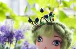 绿头发的茶茶小公举