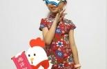 【笑鱼儿手作】女儿的旗袍