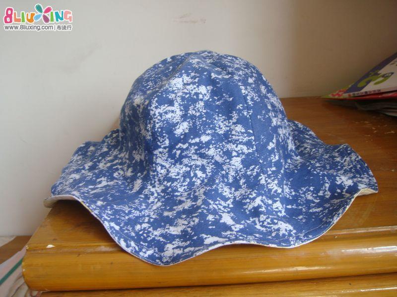 帽子- 手工服装 布流行手工制作网