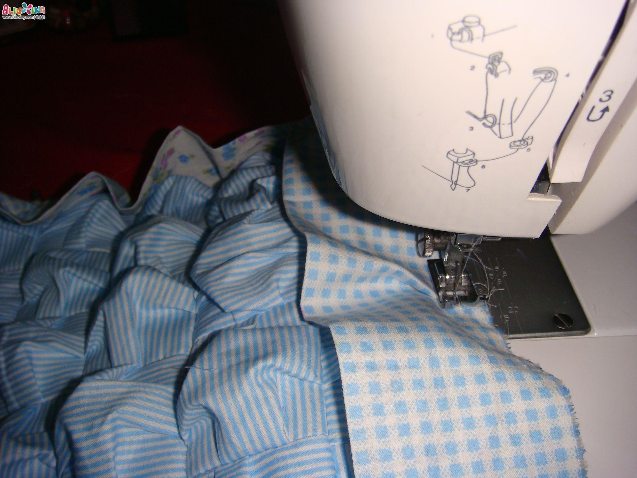 长条花边剪纸教程图解