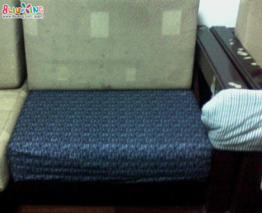 心仪的沙发套教程(附上测量图和用布剪裁图及做法说明)