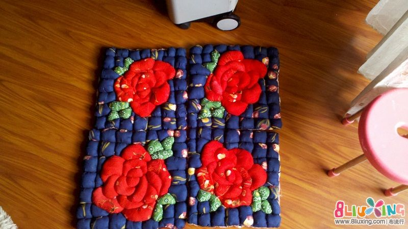 手工布藝制作坐墊圖片下載 手工布藝制作坐墊打包圖片