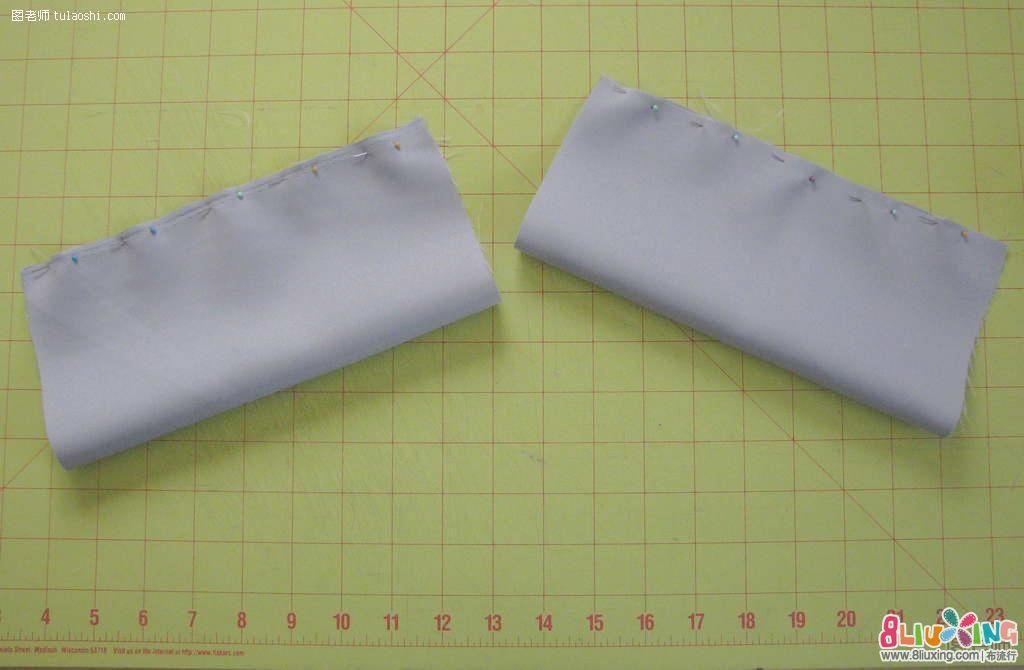 简单的抱枕的做法 - 布艺坐垫靠垫教程 布流行手工网