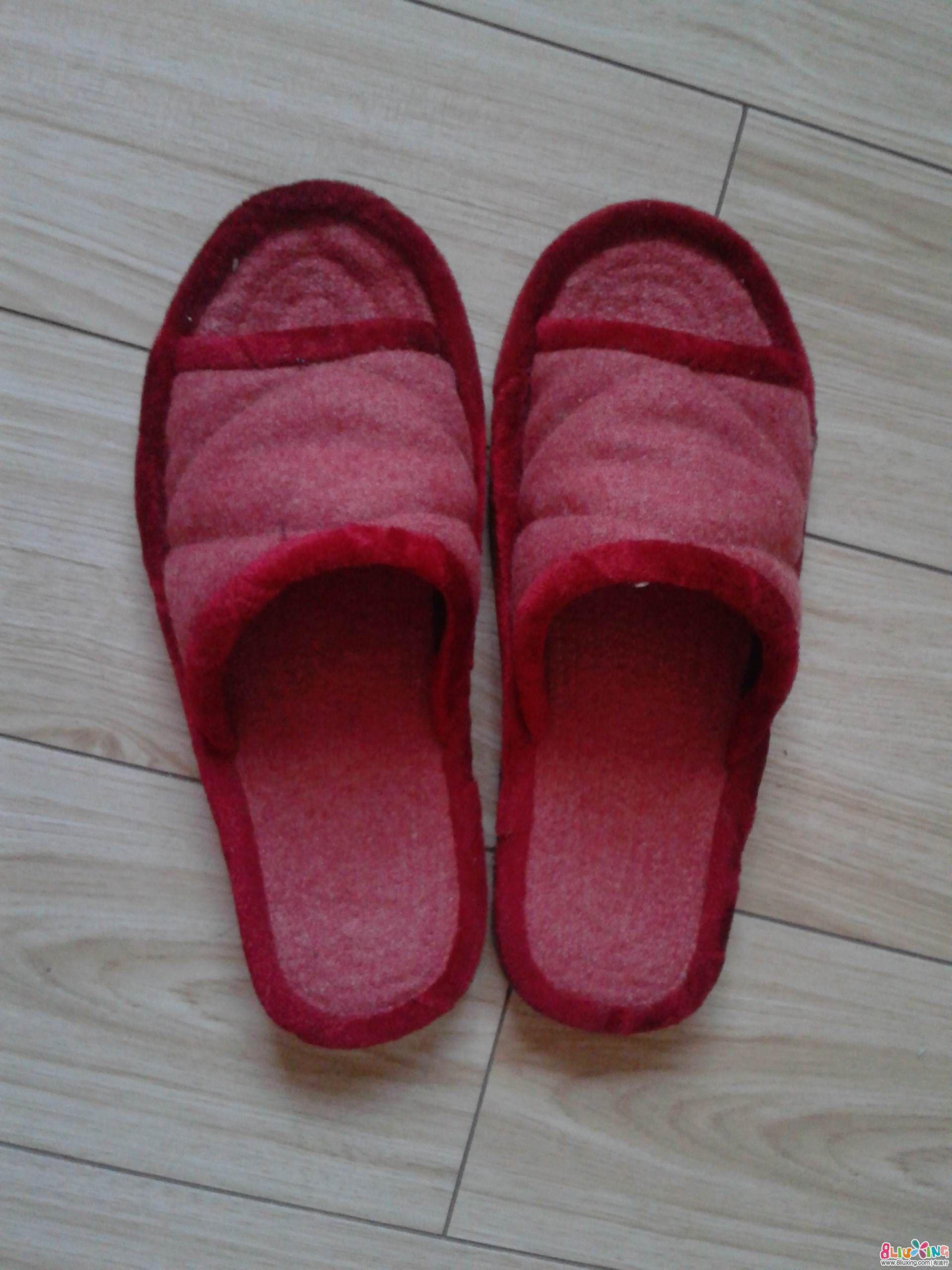 实用拖鞋 - 手工布艺秀