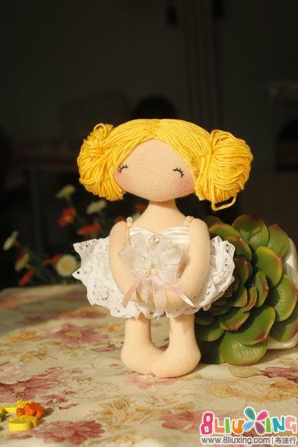 【印第安夏天手作】可爱小花童