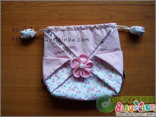 樱花袋子教程