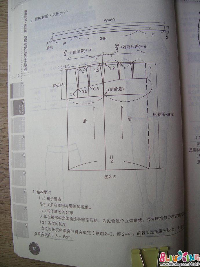 图纸短裙流行图-手工下载专区布需要女士v图纸纸剪裁什么钣金加工图片