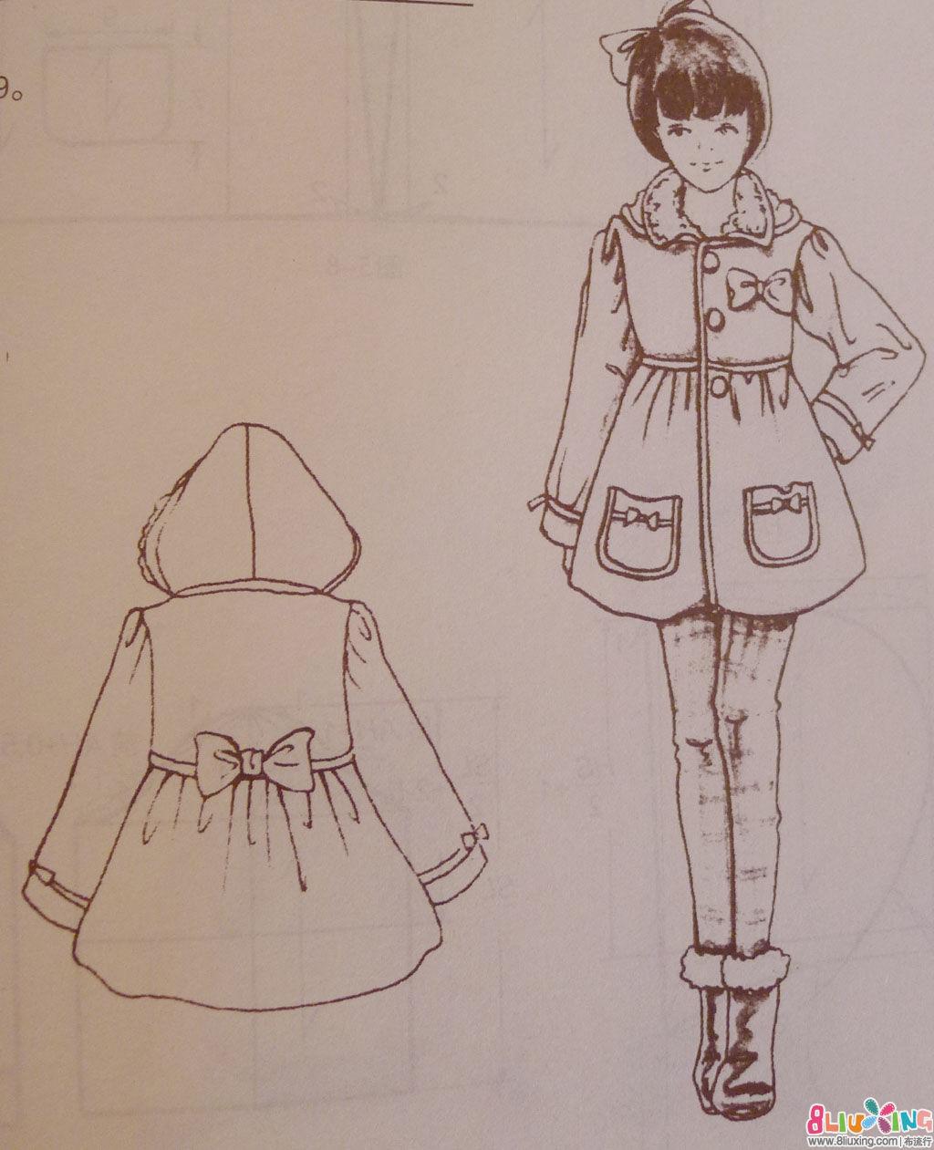 分割连衣裙图片
