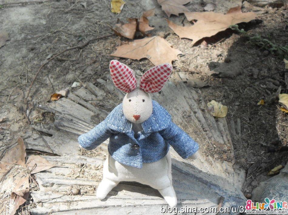 安心的布偶 失落的兔子(附图纸) - 图纸下载专区
