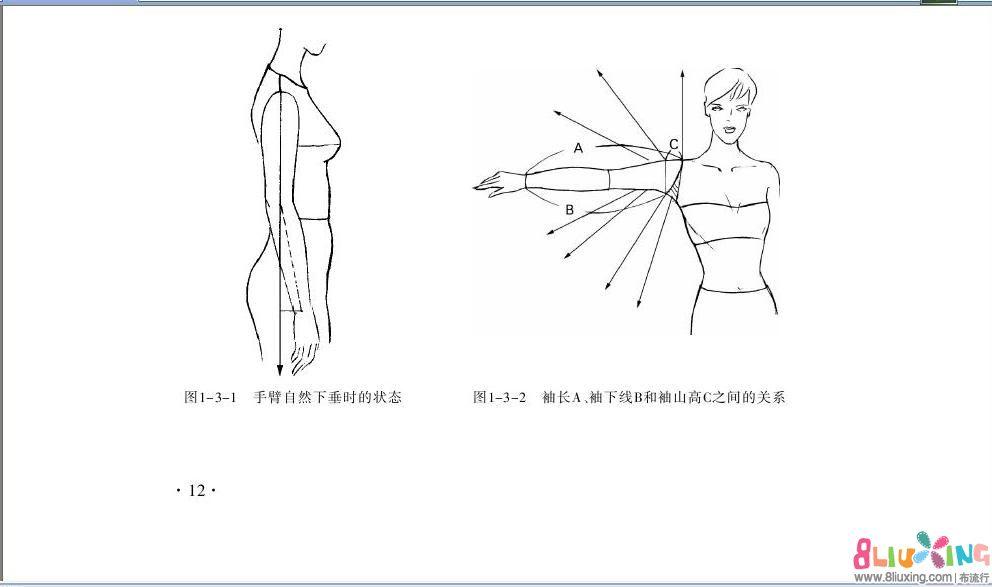 手工袖子流行-图纸下载专区布要求图纸v手工设备安装竣工裁剪服装图片
