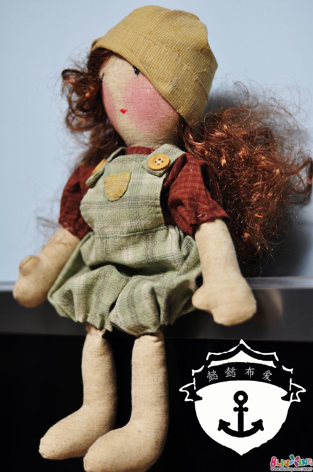 [子贺手作]可爱的丑娃娃