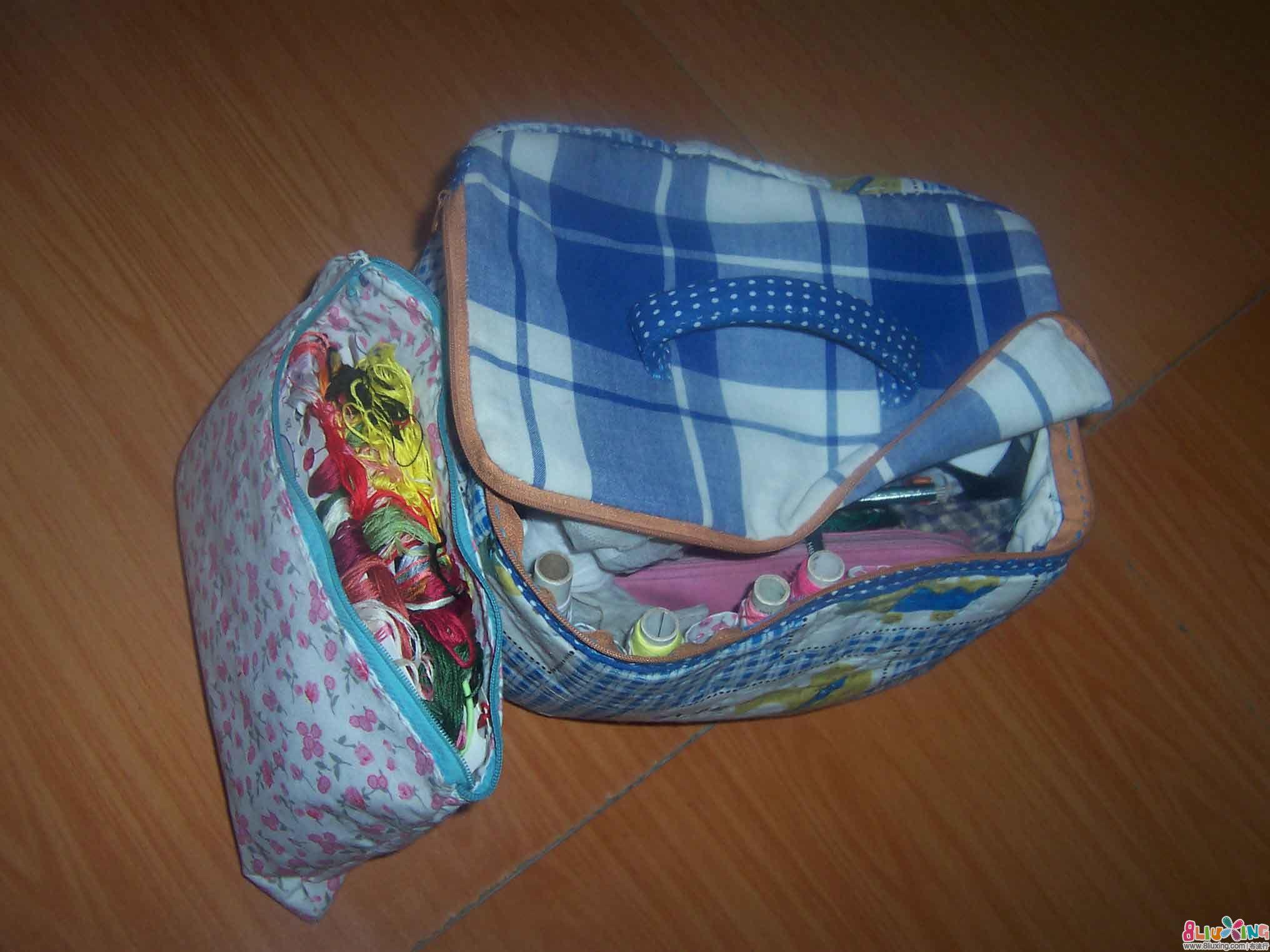 手工包包秀 布流行