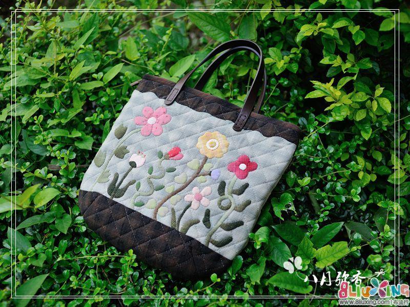 【八月弥香】春天花园拎包