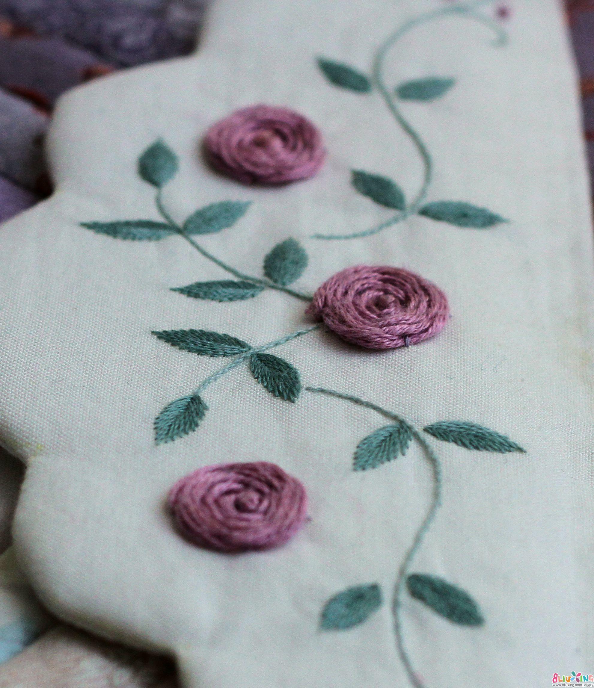 浓情小玫瑰之斜挎包