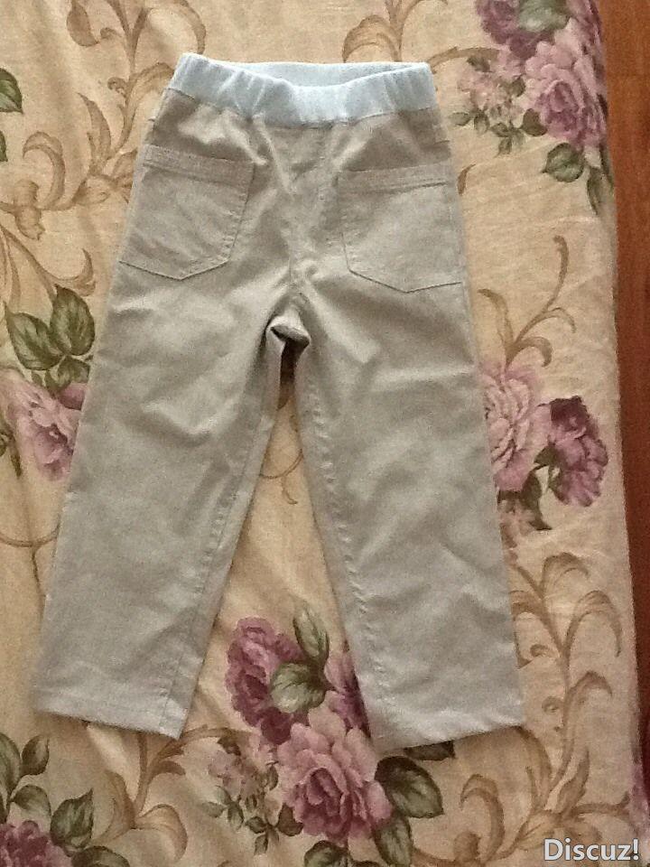 旧物改造---儿童裤子