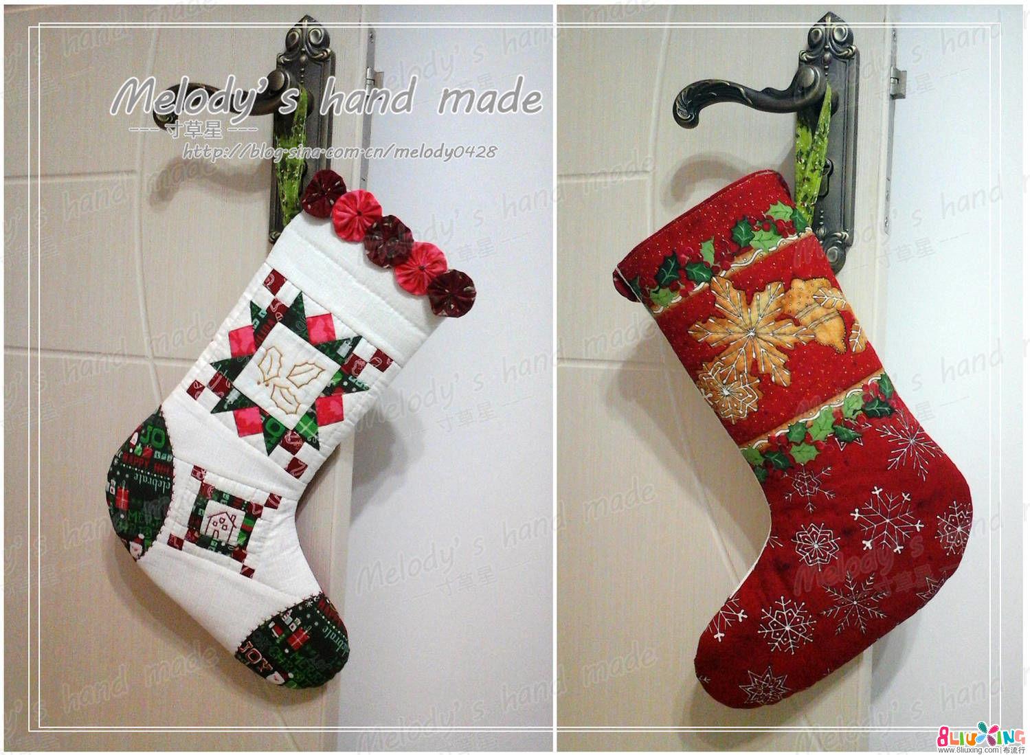 【寸草星手作】---营造节日气氛的圣诞小物