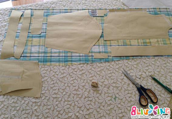 【小夏手工间】批量更最近的早秋小衣服,衬衫开衫小裙子~