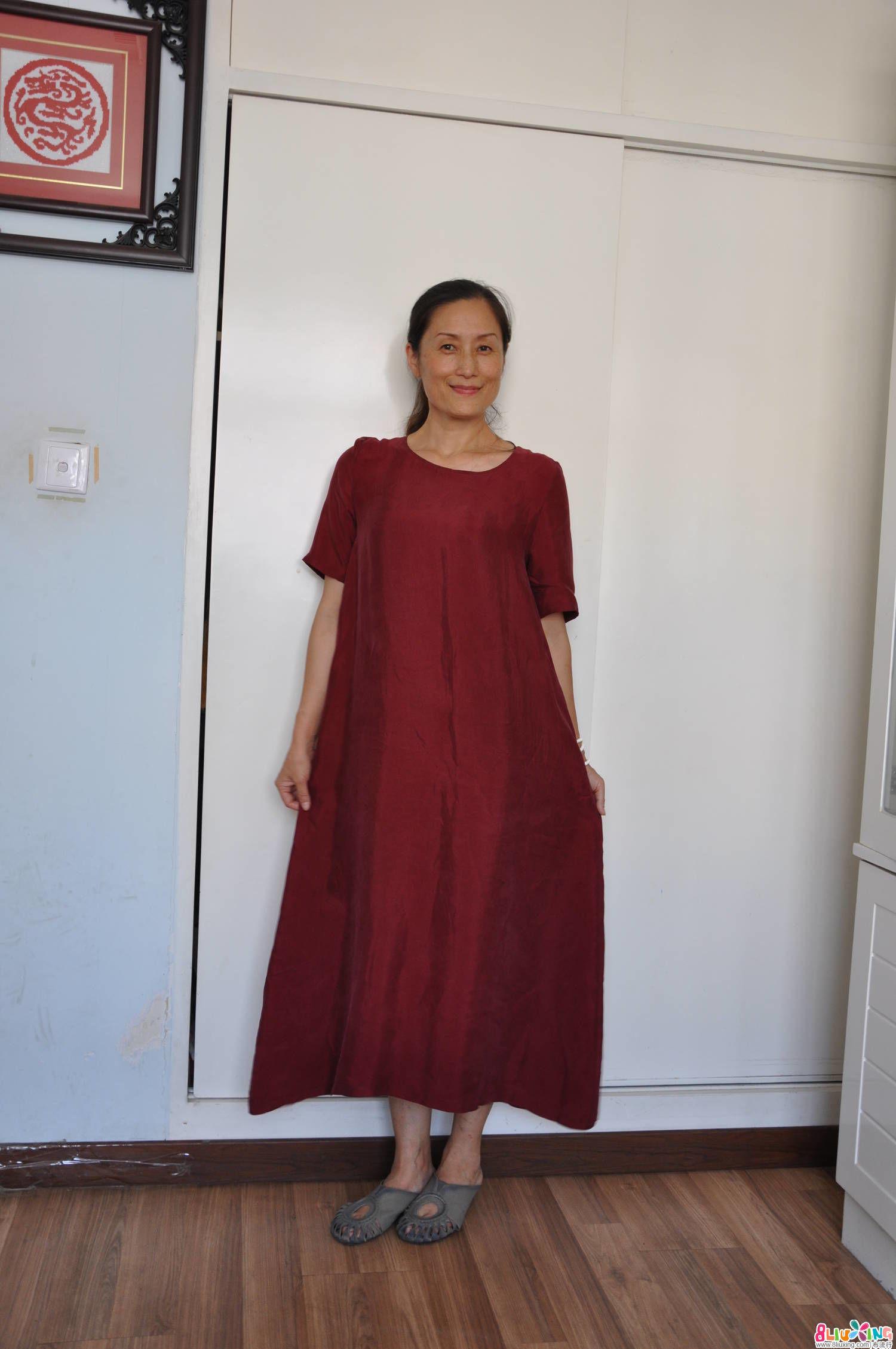 袍子连衣裙