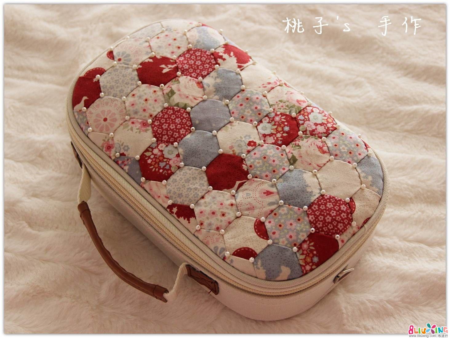 『桃子's 手作』Tilda-Sweetheart 甜美系 祖母拼布工具包