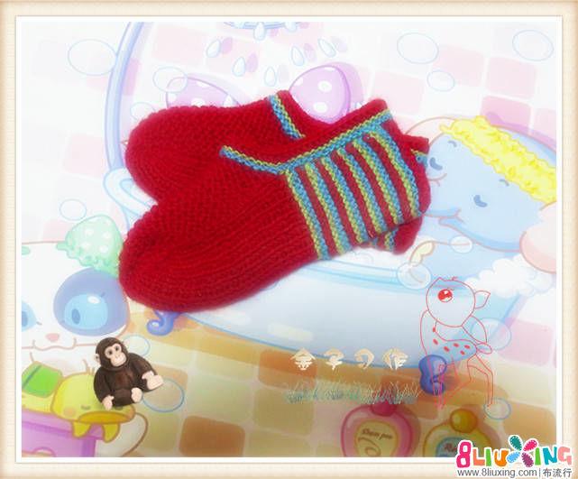 宝宝地板袜