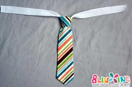 领带打法 - 家居布艺装饰品
