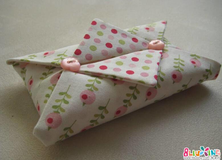纸抽袋制作方法