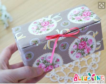 布盒子制作方法