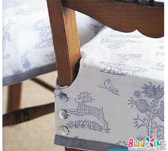 椅子套 图纸+教程分享