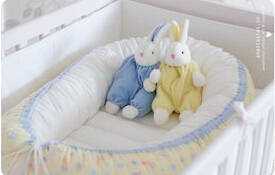 婴儿床里的小小床制作教程