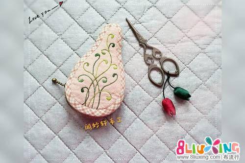 【闻妙轩原创设计】——小巧可爱剪刀套