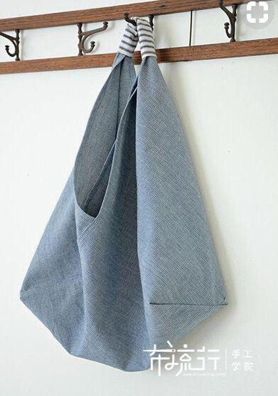 包包制作教程一片布,一个包