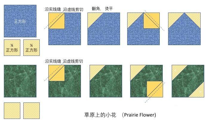 草原小花制作
