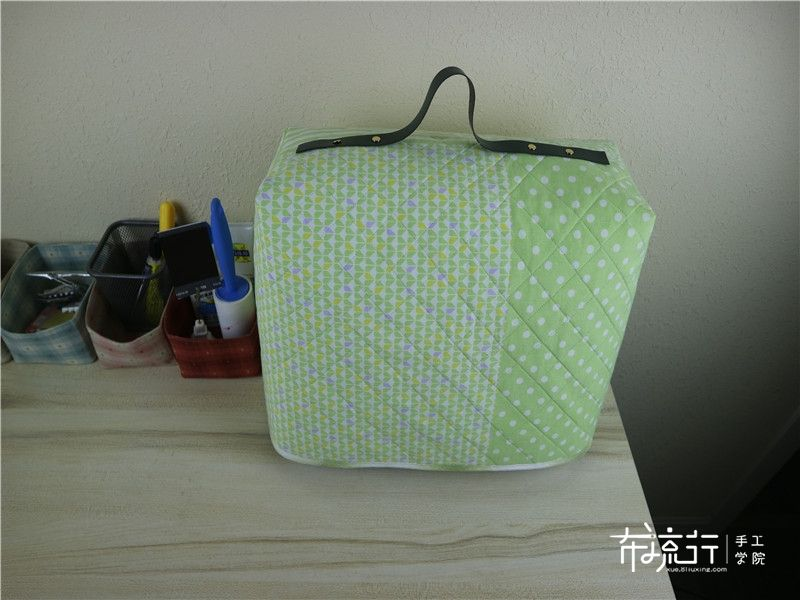 我的缝纫机防尘布罩图文教程版