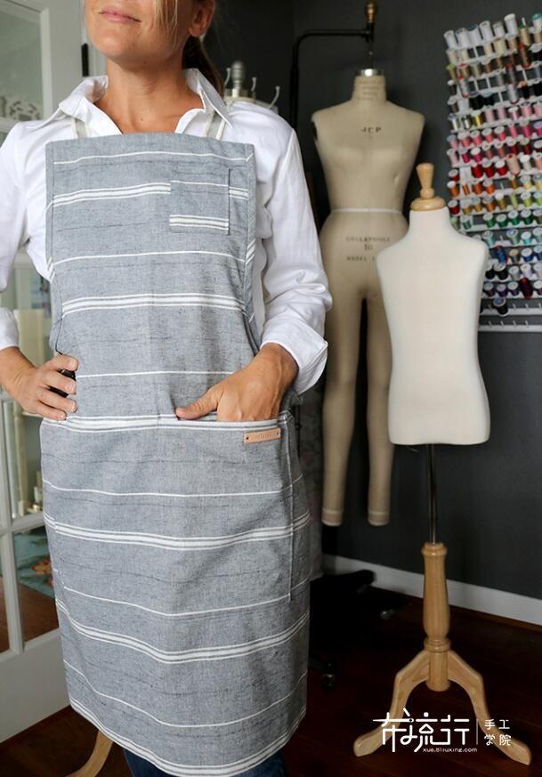 围裙制作教程