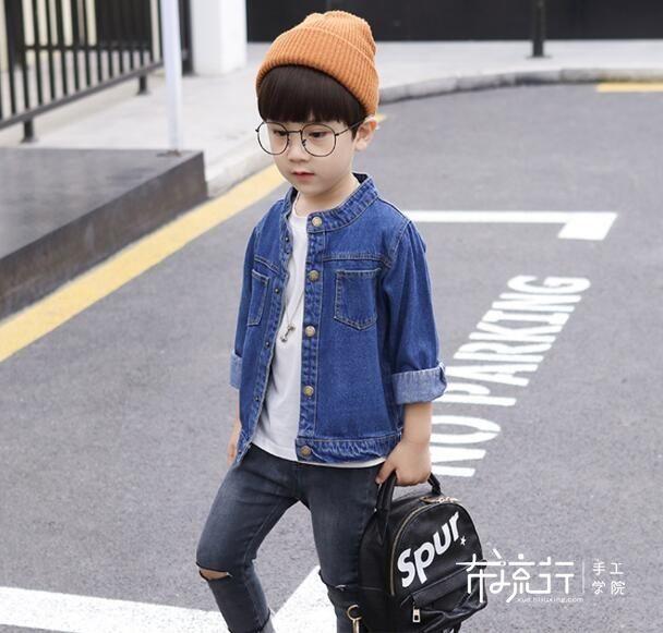 男童装年课,男宝妈的福音,教你轻松打造时尚小潮男