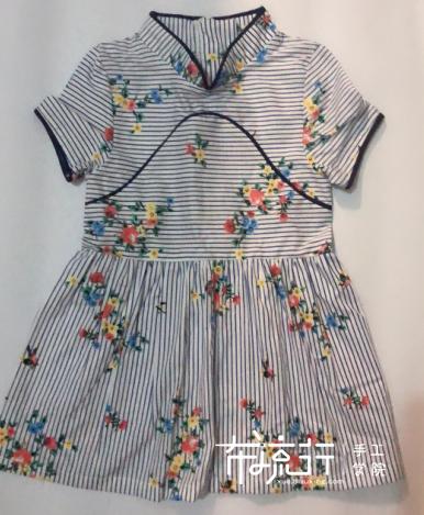 姐妹装-----改良版的小旗袍