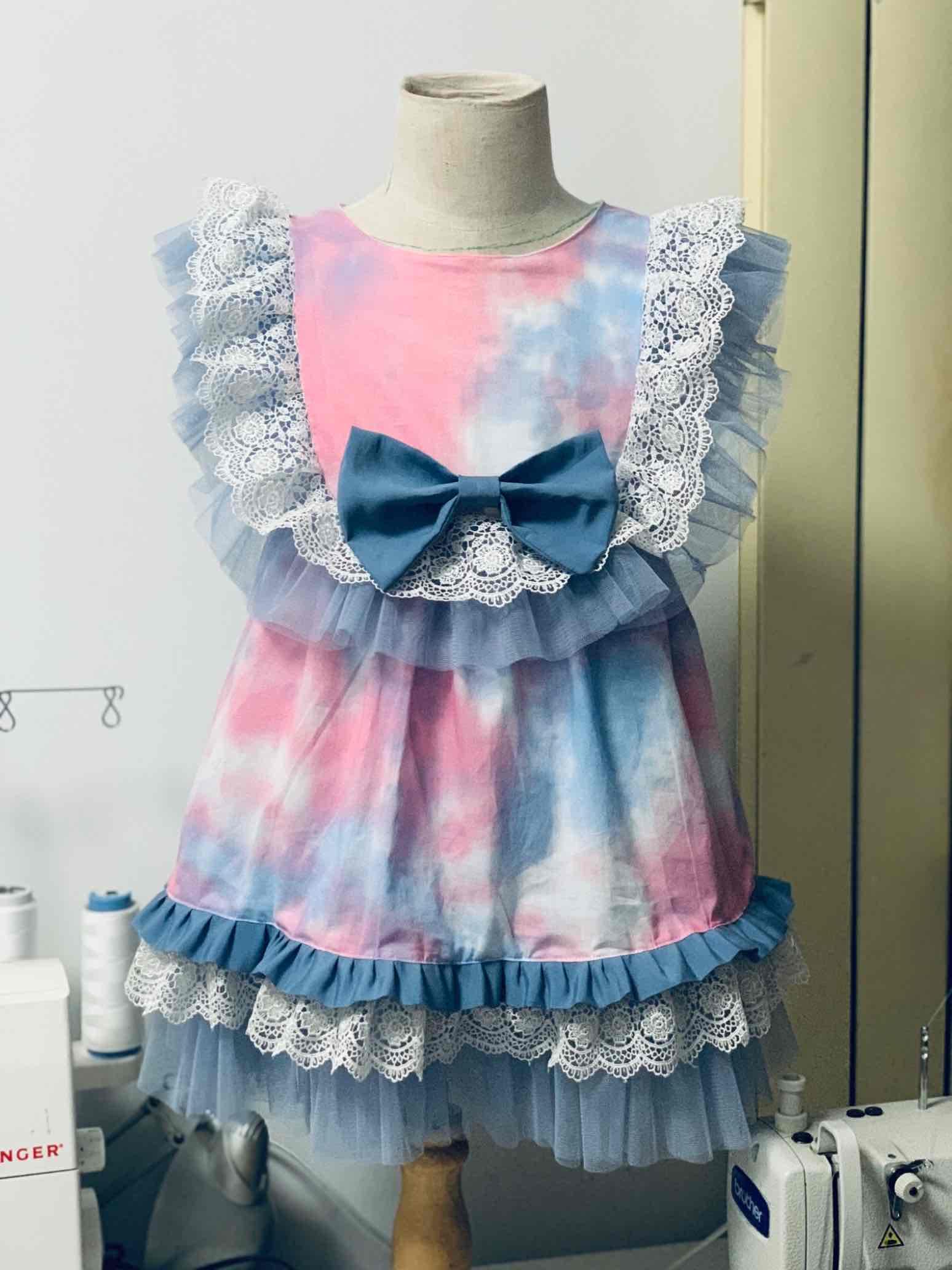 【李物】小仙女的夏天怎能没有小裙子