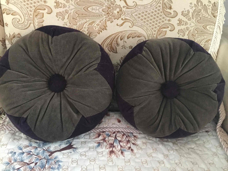 旧物改造裤子改靠垫
