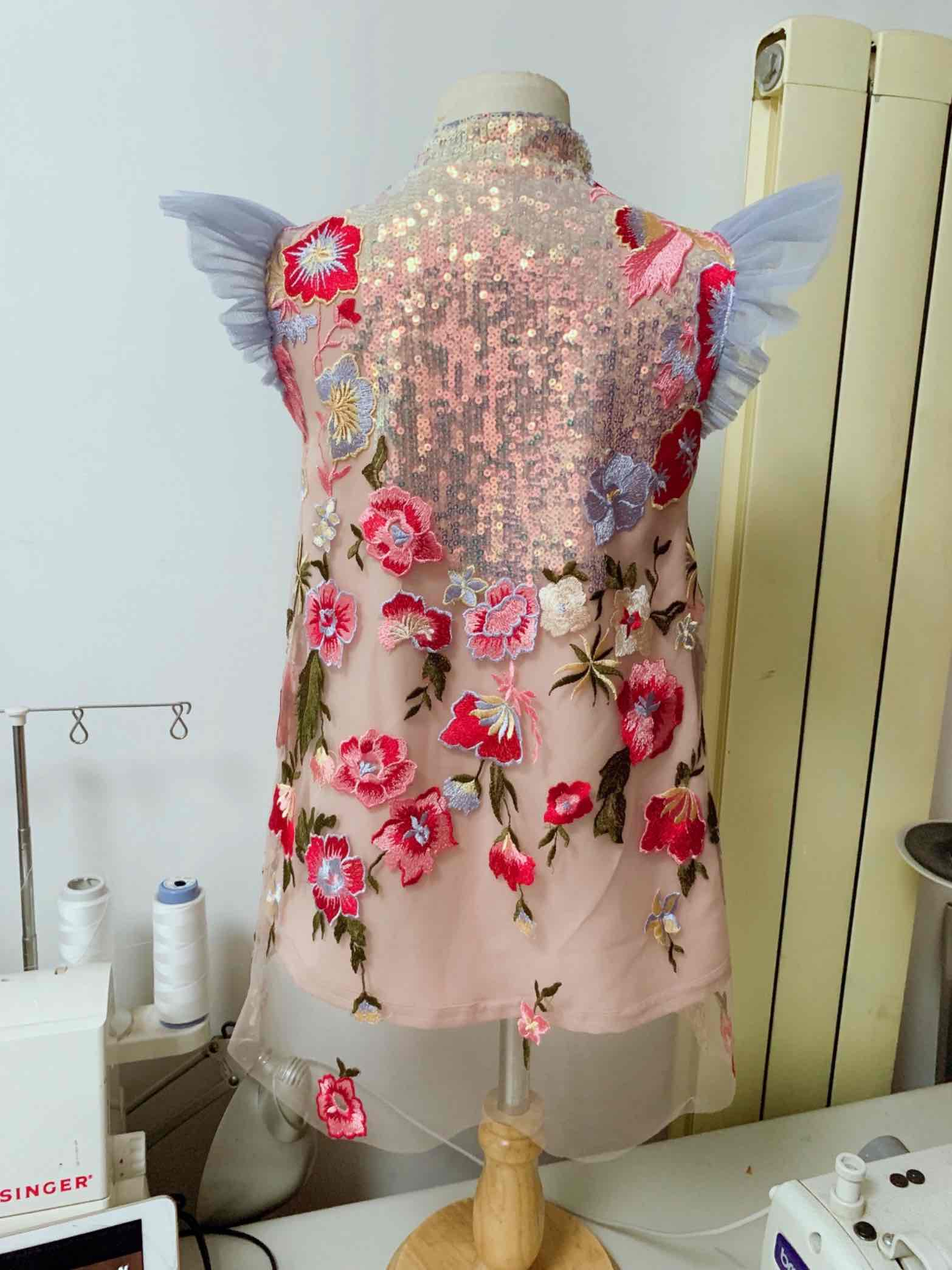 【礼物】这一件旗袍,惊艳了夏天