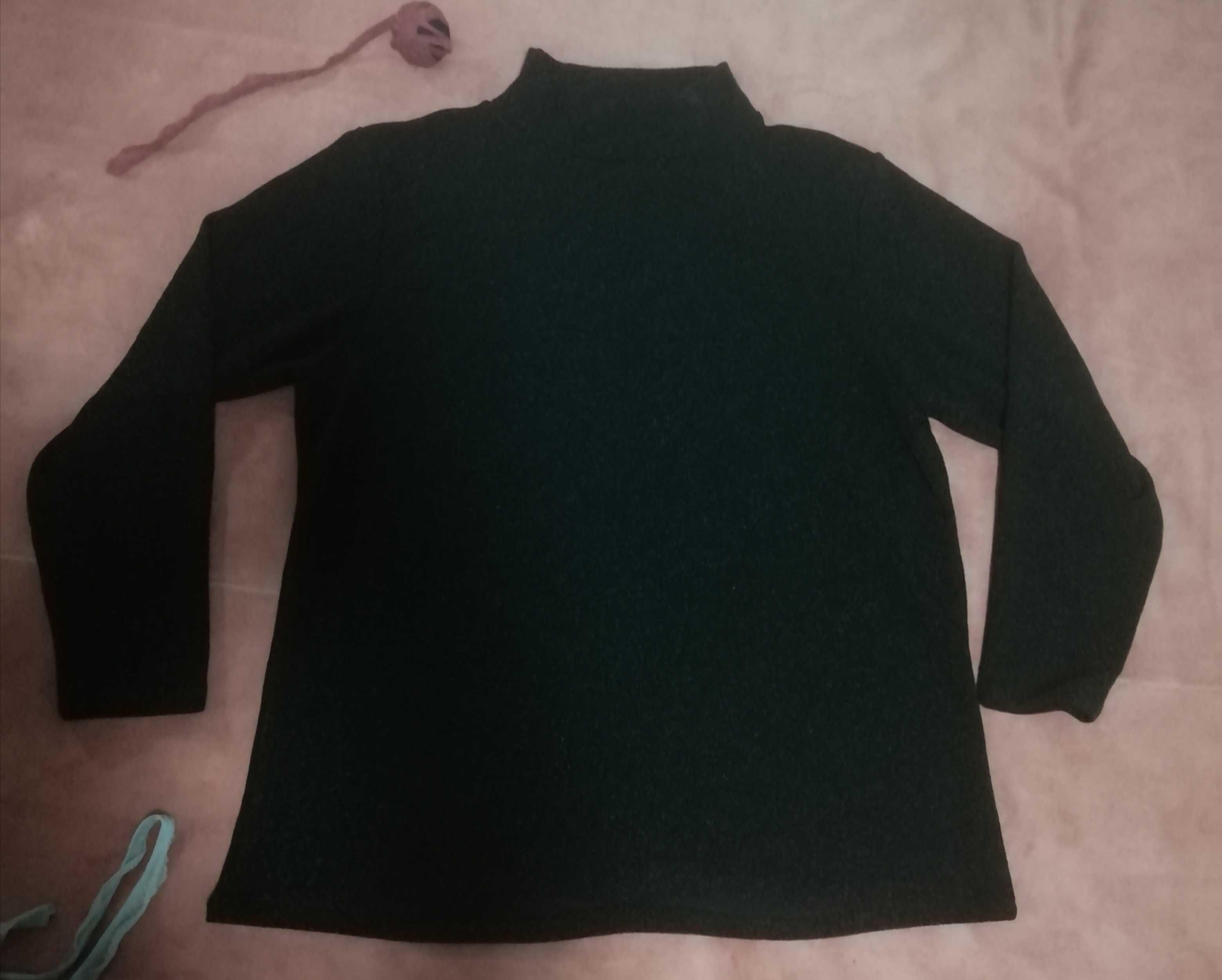 高领打底衫附教程制作方法和图纸